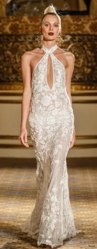 berta-spring-2018-bridal-sleeveless-halter-neck-keyhole-bodice-full-embellishment-sexy-elegant-fit-and-flare-wedding-dress-open-back-chapel-train-04-mv