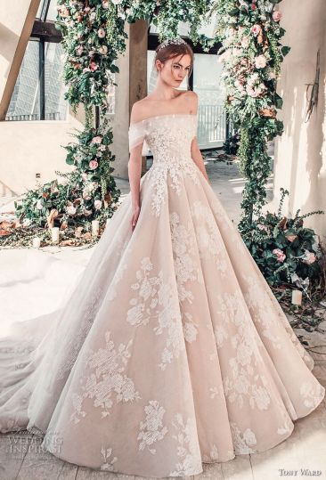 tony-ward-mariee-2019-off-the-shoulder-straight-across-neckline-full-embellishment-romantic-princess-blush-ball-gown-a-line-wedding-dress-royal-train-1-mv
